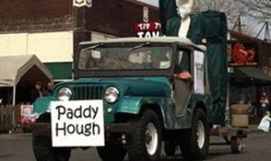 Paddy Hough Parade