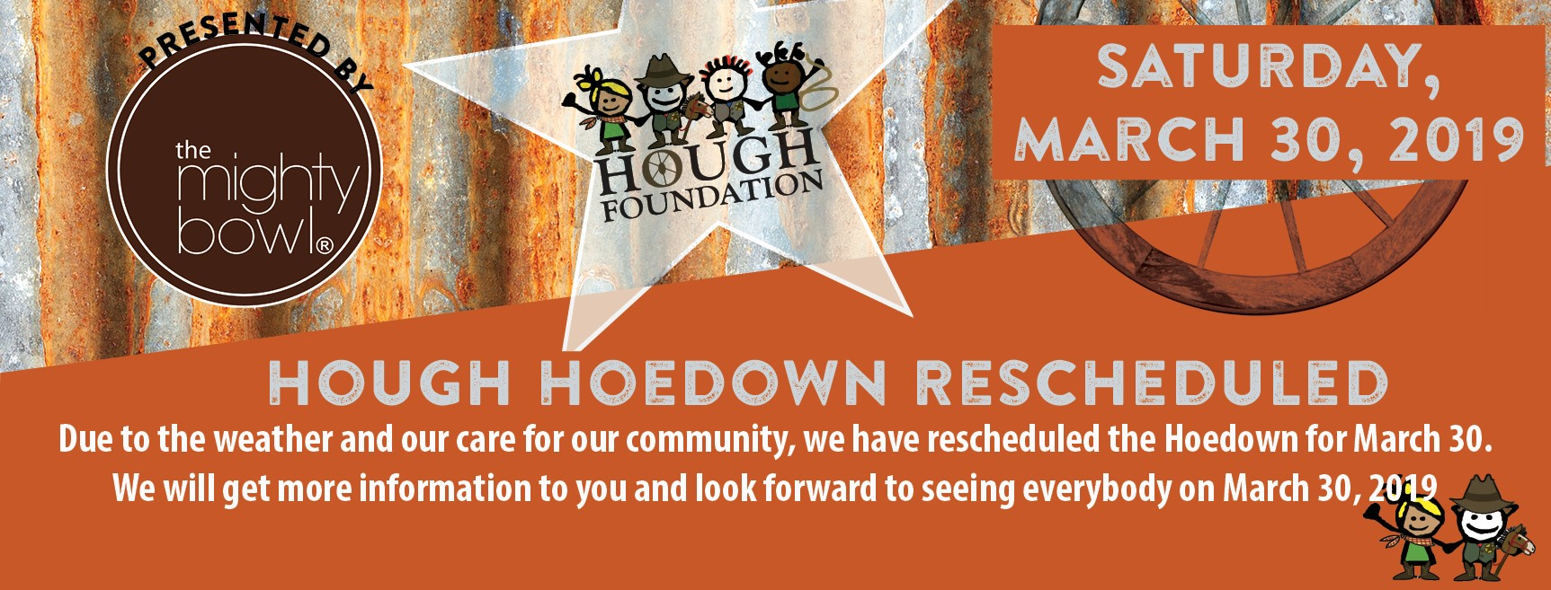 Hough Foundation HoeDown 2019
